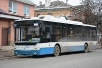 Керчь получит семь новых троллейбусов