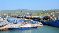 Крымская железная дорога приняла с начала года по Керченской переправе более 200 тысяч тонн грузов