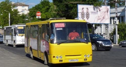 В Севастополе рейд по автобусам выявил 25 нарушений