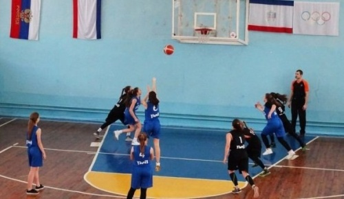 Участницы крымского финала соревнований «Локобаскет – школьная лига» определены в Симферополе