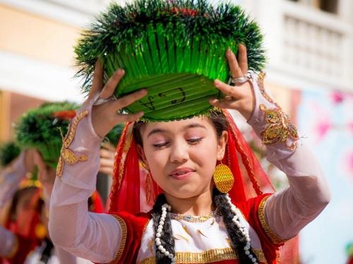 21 марта в Симферополе отпразднуют Навруз