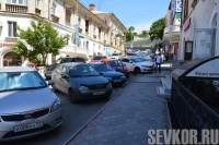 В Севастополе ограничили въезд на площадь 50-летия СССР и набережную Корнилова