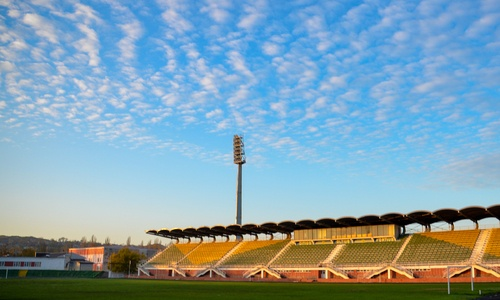 Безопасность главного стадиона Керчи на высоте
