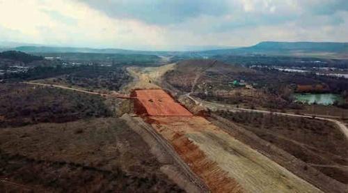 Минприроды Крыма получило более 200 млн руб за вырубленные при строительстве «Тавриды» деревья