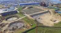 Строительство очистных сооружений «Южные» возобновится в текущем году