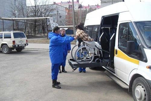 Мобильная бригада по оказанию комплекса социальных услуг создана в Ялте