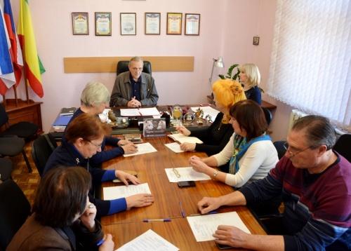 В Евпатории в очередной раз определили лауреатов премии Дувана