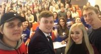 В Севастополе прошла первая Всероссийский школа молодых блогеров «Прорыв»