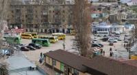 Площадь Захарова в Севастополе останется в автобусном плену