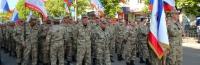 Суд Симферополя закрыл дело о выселении экс-бойцов самообороны из общежития