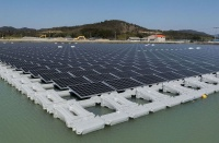 В Китае введена в эксплуатацию плавучая солнечная электростанция мощностью 70 МВт