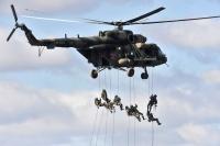 Более 1,5 тыс бойцов и 300 единиц техники: в Крыму стартовали масштабные учения