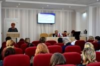 В Евпатории состоялась отчетно-выборная конференция профсоюза работников здравоохранения