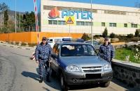 Сотрудники Росгвардии приняли участие в межведомственном тактико-специальном занятии по обеспечению безопасности «Артека»
