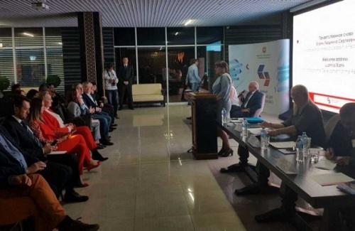 ВСимферополе прошла встреча предпринимателей из Индии с представителями крымского бизнеса