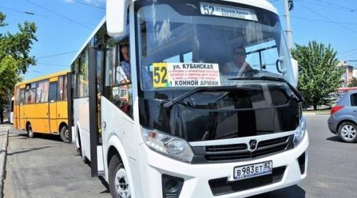 Власти решили продлить маршрут №52 до симферопольской Каменки
