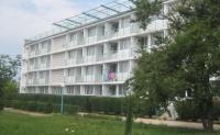 """В Евпатории начались работы по восстановлению переданного Ингушетии санатория """"Патриот"""""""
