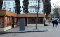 В Ялте на треть сократят количество ларьков в центре города