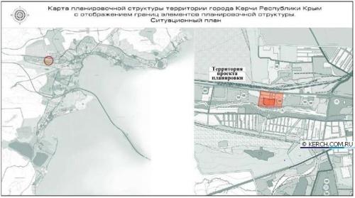 В среду в Керчи обсудят строительство 12-ти пятиэтажек на Вокзальном шоссе