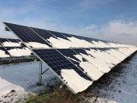 Солнечные батареи смогут вырабатывать электричество, используя снег
