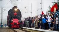 Завтра «Поезд Победы» прибудет в Севастополь