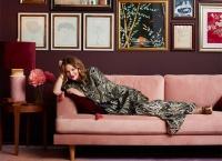 Дрю Бэрримор представила свою дебютную коллекцию домашнего интерьера