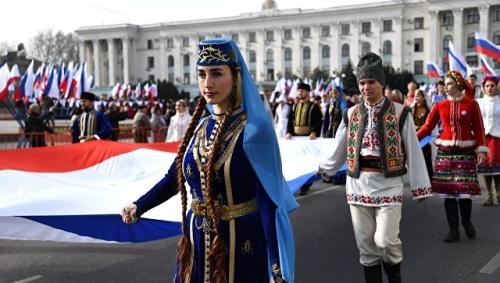 Крым получил 2,6 млрд рублей на поддержку реабилитированных в этом году