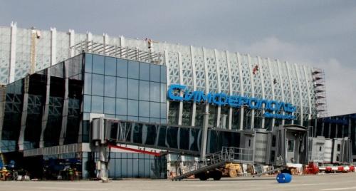 В аэропорт Симферополя пришла новая авиакомпания