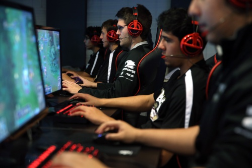Компьютерные игры меняют восприятие геймеров