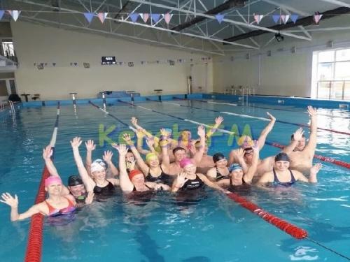 В Керчи прошел Чемпионат по плаванию среди «мастеров»