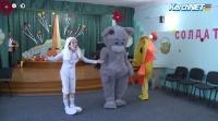 В специальной школе-интернате Керчи прошла благотворительная акция