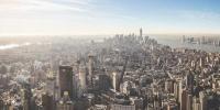 Нью-Йорк ограничит выбросы парниковых газов зданиями