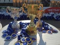 В Севастополе впервые прошел турнир по регби «Черноморский овал»