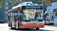 В Симферополе возобновили работу троллейбусного экспресса
