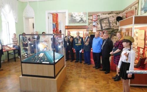 В Керчи открылась новая выставка