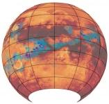 Астрономы увидели на Титане огромную ледяную стену