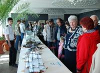 В Севастополе открылась выставка моделей военной техники