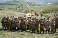 В Севастополе состоялся VI Международный военно-исторический фестиваль «Высота Горная»
