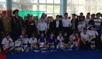 В Севастополе прошел турнир по кикбоксингу «Олимпик Херсонеса-27»
