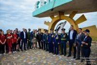 В Евпатории состоялся патриотический забег