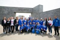 В Севастополе состоялось торжественное открытие Всероссийского слета «Внуки Победы»