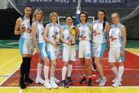 В Симферополе определены призёры чемпионата Крыма по баскетболу