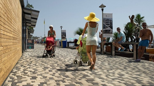 Семь городов Крыма вошли в ТОП-10 морских курортов России