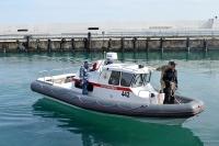 Быстроходные поисково-спасательные катера Росгвардии заступили на дежурство в Международном детском центре «Артек»