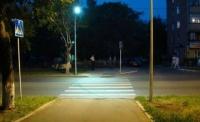 В Севастополе в этом году осветят 50 пешеходных переходов