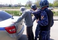 В Евпатории сотрудники Росгвардии пресекли уличный грабеж