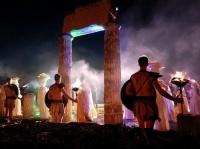К фестивалю «Боспорские агоны» в Керчи на Пританее установят две трибуны для зрителей