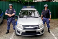 Крымские росгвардейцы пресекли кражу из частного домовладения в Алуште