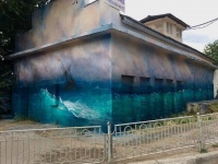 Молодые художники превратят в произведение искусства еще одну трансформаторную подстанцию в центре Симферополя