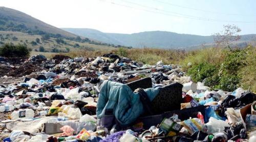Крым накопил 55 млн кубометров мусора
